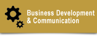 Business Development & Communications